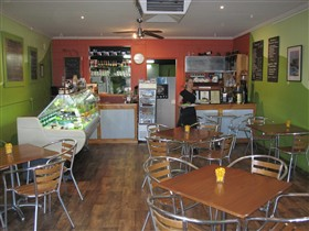 Cafe Lime and Gourmet Foodstore - WA Accommodation