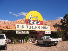 The Old Timers Mine - WA Accommodation