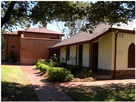 Charles Sturt Museum - WA Accommodation
