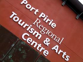 Port Pirie Regional Tourism And Arts Centre - WA Accommodation