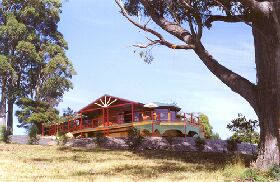 Barringwood Park Vineyard - WA Accommodation