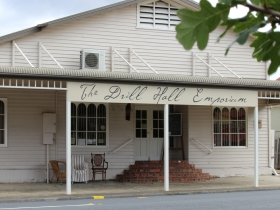 Drill Hall Emporium - The - WA Accommodation