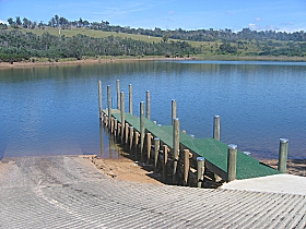 Trevallyn Dam - WA Accommodation