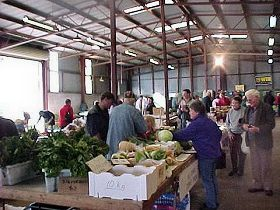 Burnie Farmers' Market - WA Accommodation