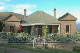 Prospect Villa and Garden - WA Accommodation
