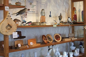 Touchwood Craft Gallery Gifts and Cafe - WA Accommodation