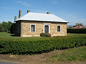 Oatlands Court House - WA Accommodation