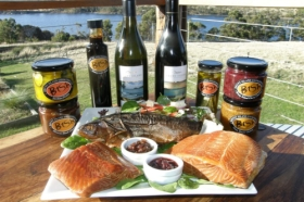 Bruny Island Smokehouse - WA Accommodation