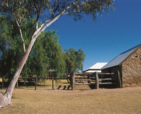 Alice Springs Telegraph Station Historical Reserve - WA Accommodation