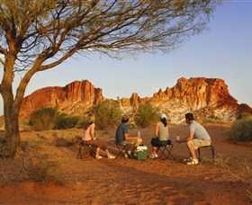 Rainbow Valley Conservation Reserve - WA Accommodation