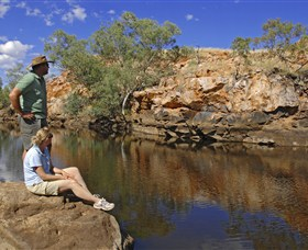 Davenport Range National Park - WA Accommodation