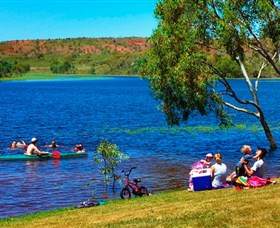 Tingkkarli/Lake Mary Ann - WA Accommodation
