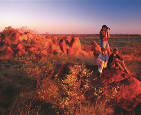 Kunjarra/The Pebbles - WA Accommodation