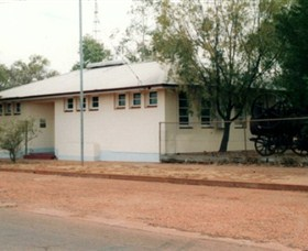 Tennant Creek Museum at Tuxworth Fullwood House - WA Accommodation