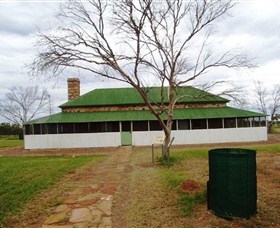 Tennant Creek Telegraph Station - WA Accommodation