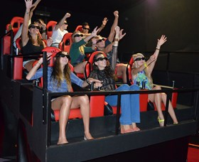 7D Cinema - Virtual Reality - WA Accommodation