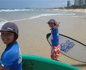 Broadbeach Surf School - WA Accommodation