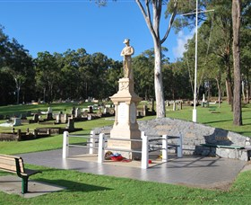 Pimpama and Ormeau War Memorial - WA Accommodation