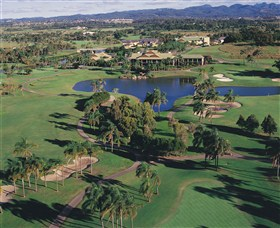 Palm Meadows Golf Course - WA Accommodation