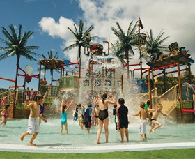 Wet 'n' Wild Water World - WA Accommodation