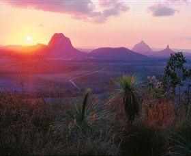 Glass House Mountains National Park - WA Accommodation