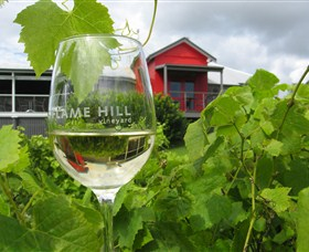 Flame Hill Vineyard - WA Accommodation