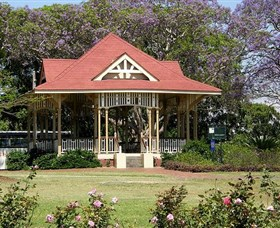 Gympie Memorial Park - WA Accommodation