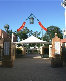 Gympie and Widgee War Memorial Gates - WA Accommodation