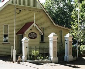Montville Memorial Precinct - WA Accommodation