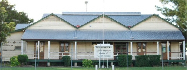 Central Queensland Military Museum - WA Accommodation