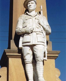 Beaudesert War Memorial - WA Accommodation