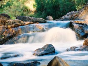Crows Nest Falls - WA Accommodation