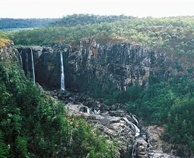 Blencoe Falls Girringun National Park - WA Accommodation
