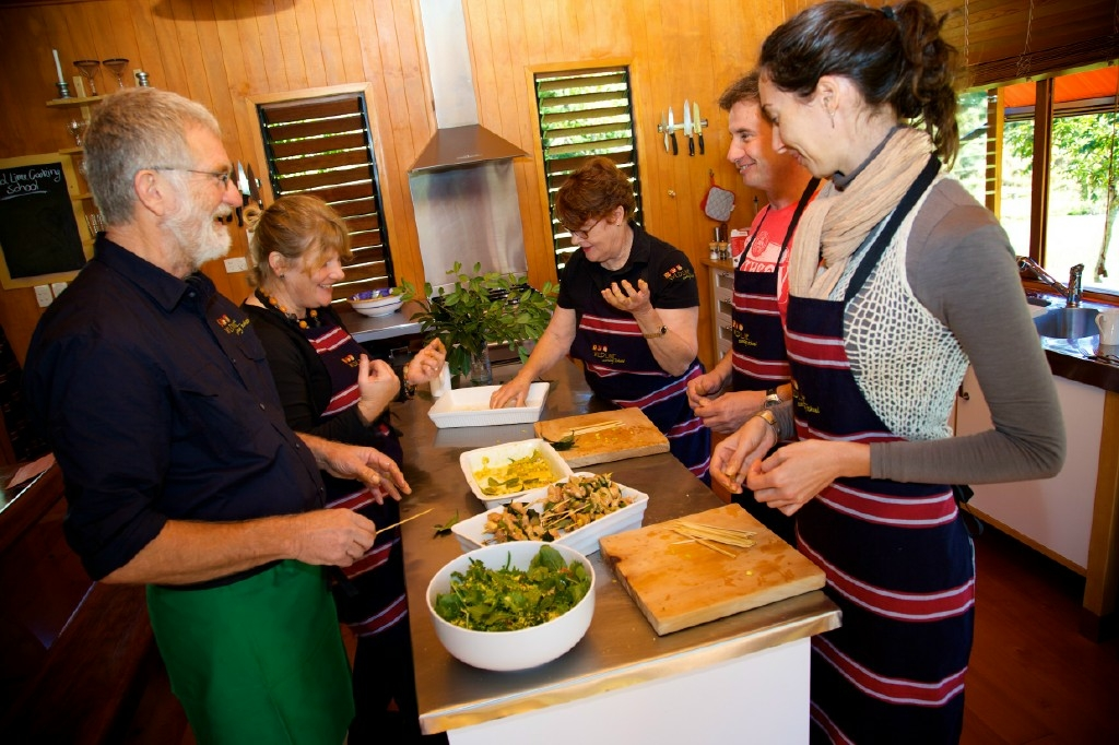 Wild Lime Cooking School - WA Accommodation