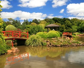 Japanese Gardens - WA Accommodation