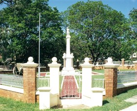 Boonah War Memorial and Memorial Park - WA Accommodation