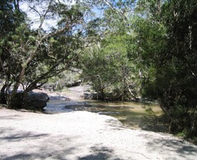 Davies Creek National Park and Dinden National Park - WA Accommodation