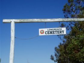 Longreach Cemetery - WA Accommodation