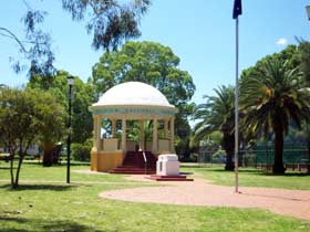 Kingaroy Memorial Park - WA Accommodation