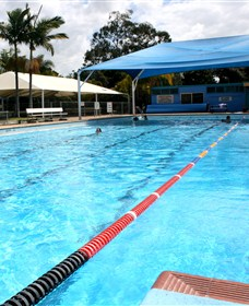 Beenleigh Aquatic Centre - WA Accommodation