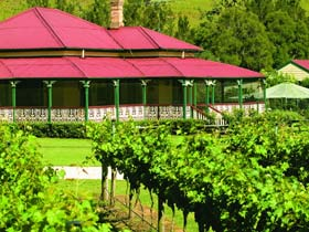 OReillys Canungra Valley Vineyards - WA Accommodation