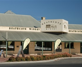 Heathcote Winery - WA Accommodation