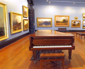 Art Gallery of Ballarat - WA Accommodation