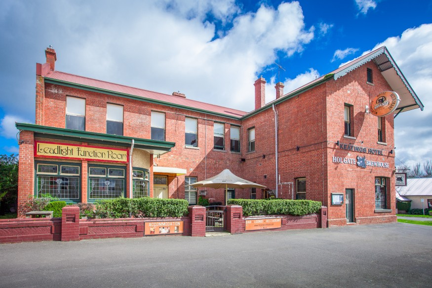 Holgate Brewhouse at Keatings Hotel - WA Accommodation