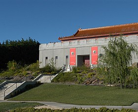 Gum San Chinese Heritage Centre - WA Accommodation