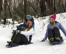 Lake Mountain Alpine Resort - WA Accommodation
