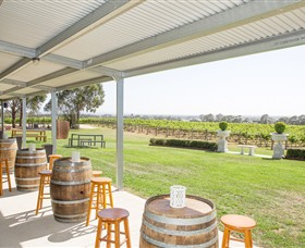 Avon Ridge Vineyard  Function Room - WA Accommodation