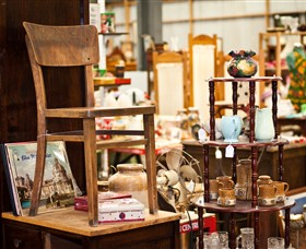 Bendigo Pottery Antiques and Collectables Centre - WA Accommodation