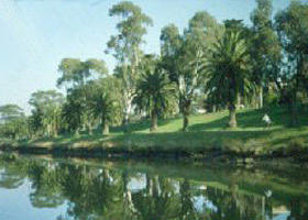 Maribyrnong River - WA Accommodation