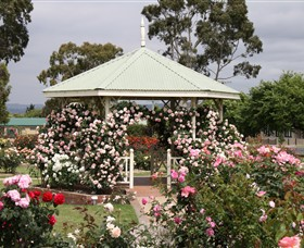 Morwell Centenary Rose Garden - WA Accommodation
